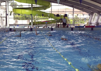 Section natation CNSB Aqualib