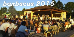Barbecue annuel du club